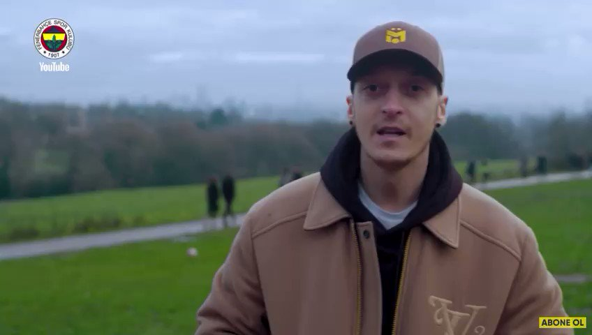 Replying to @nisanurrpala: we have got MESUT OZIL