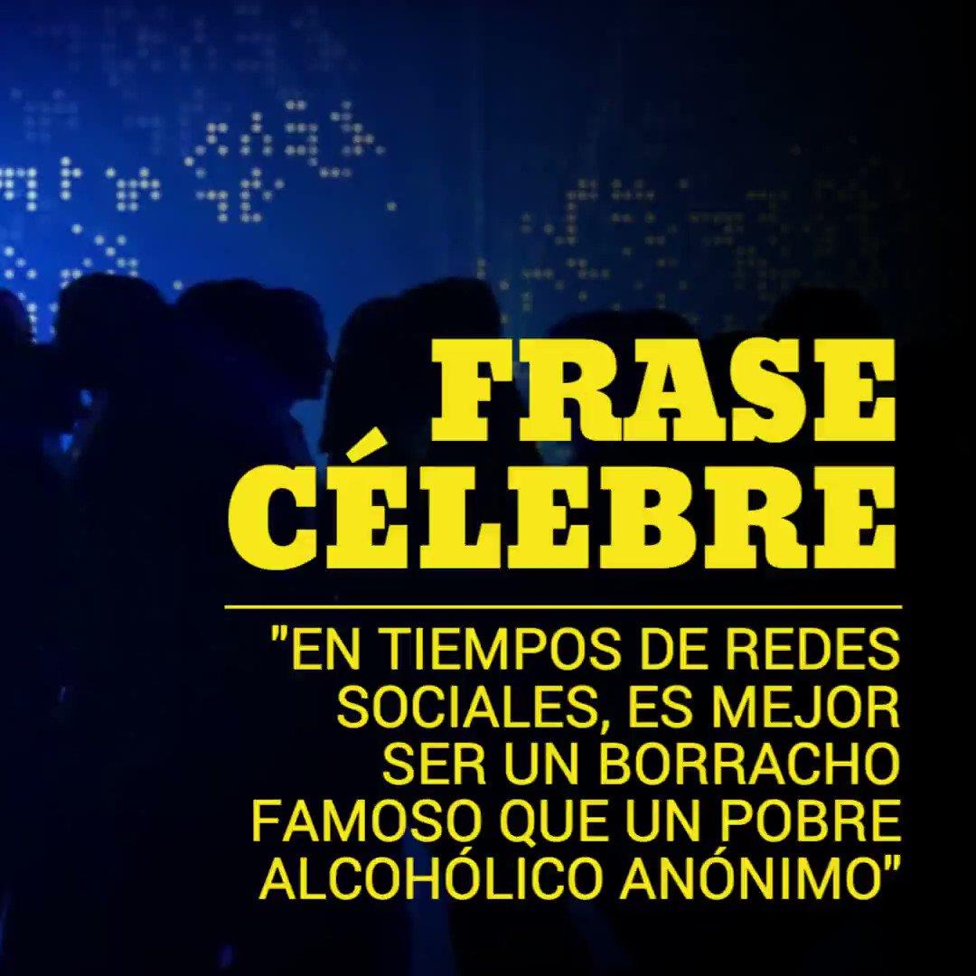 #alcohol #beber #frasesparareflexionar #frasesinspiradoras #humor #beberbien #bebidas #bebidasespirituosas #happyhour #bares #citas #buengustoglobal #whisky #tequila #Vinotinto #cerveza #vodka #bebeconmoderacion #RedesSociales