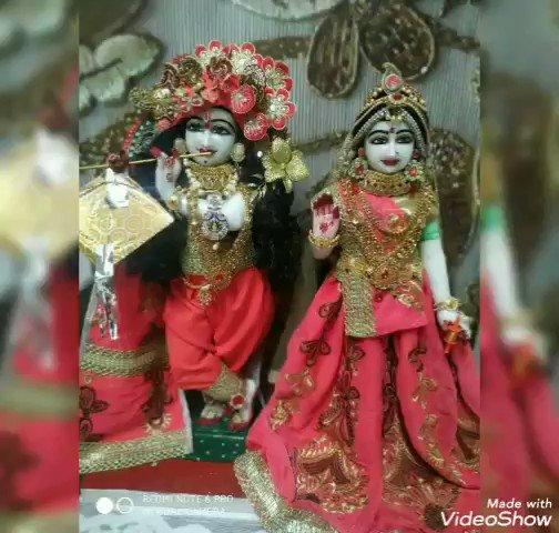 #Pictorial #Spiritual #Video #ShriShriRadhaMurlidhar  #spiritual #whatsappstatus #motivational #shrishriradhamurlidhar #harekrishna #krishnaconsciousness #devotion #soulful_moments #shortvideo #spiritualinfluencer #govind #radhe #krishna #damodardas  #Sansaar  #radhakrishna