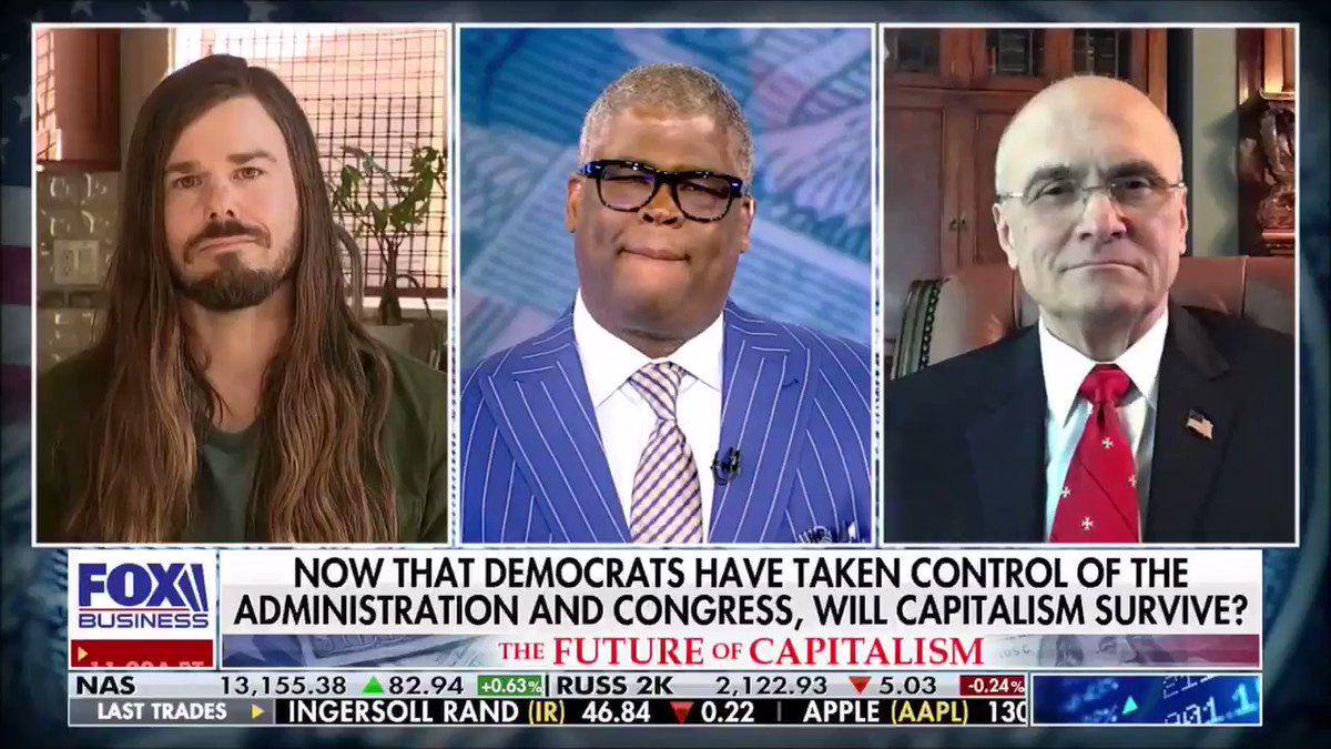 5 years ago, FOX talking heads laughed at me when I cut my CEO pay $1 million to pay all employee a living wage. They said it would be a failed socialist experiment.  Just went on Fox to talk about how our business has tripled since then.