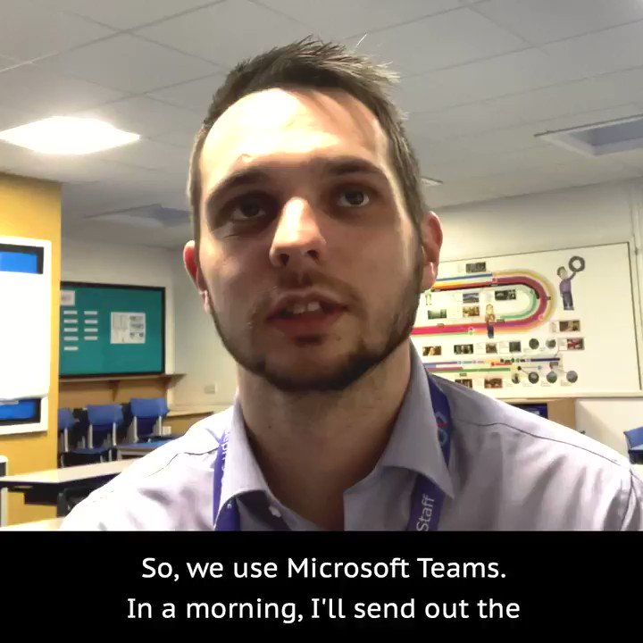 Liam Hall, a Year 5 teacher from St Joseph's Catholic Primary School in Dinnington tells us how his pupils have been adapting well to home learning and keeping on top of their schoolwork.  Check out the resources available👇