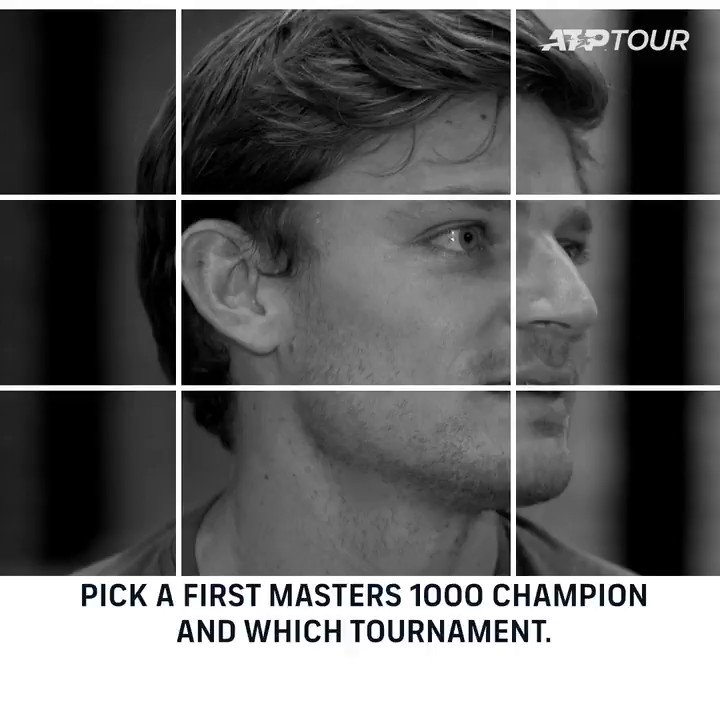 Who will win their first ATP Masters 1000 title this year? 🤔🏆