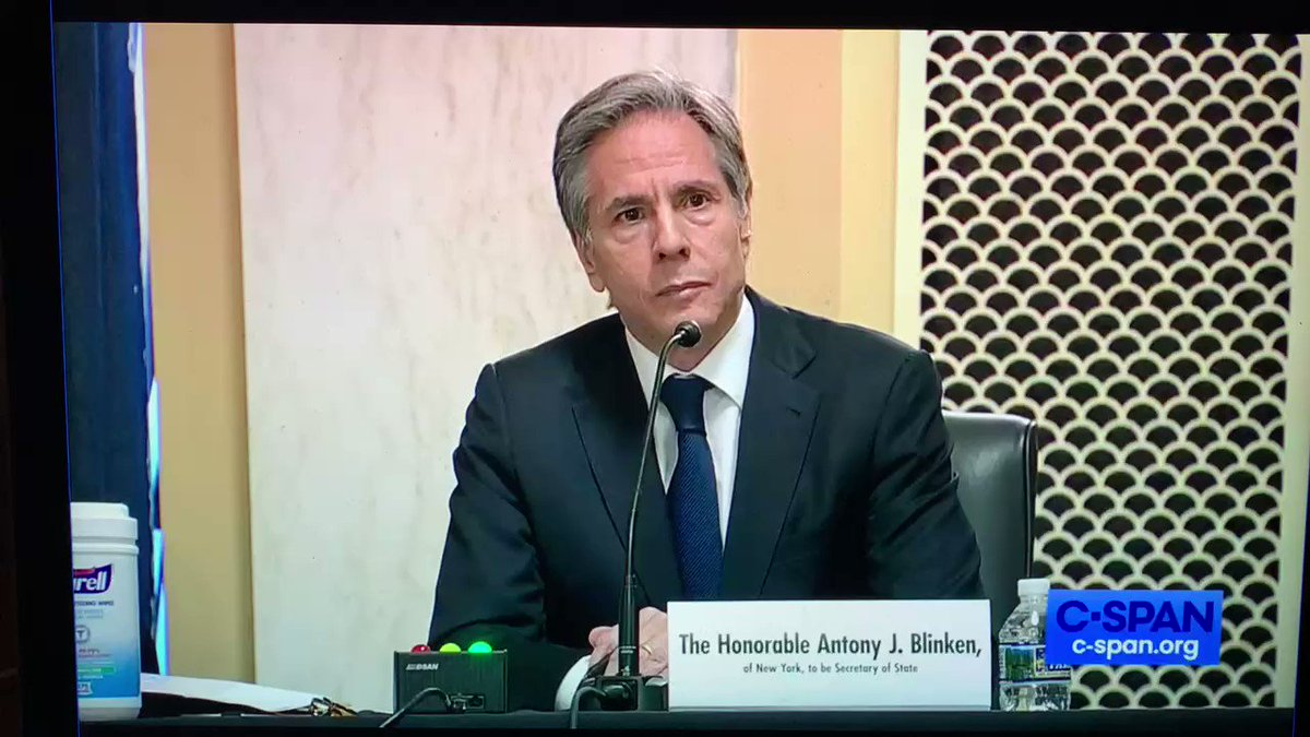 """Blinken says he agrees with Sen. Rubio, still supports failed coup leader Juan Guaido and regime change in Venezuela.   """"Maybe we need to look at how we more effectively target the sanctions we have so regime enablers really feel the pain"""""""