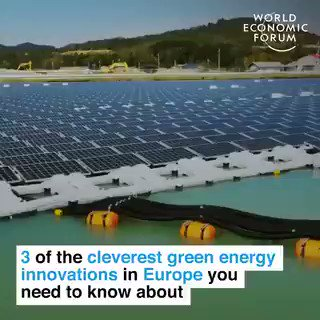 Chernobyl's nuclear power plant has been turned into a solar farm... #ClimateAction  #climate  #Climatecrisis