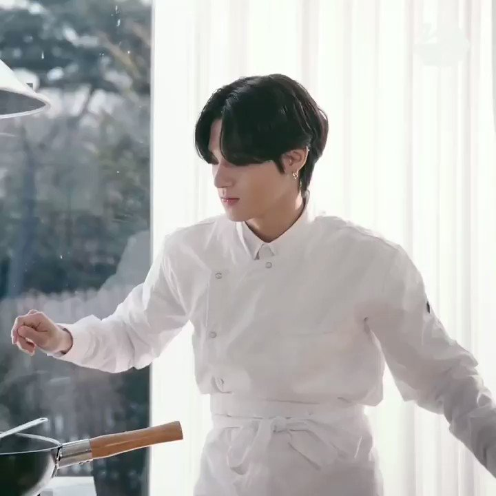 ◇ Salary Lupin  ◇  Wooyoung as chef  @ATEEZofficial #ATEEZ #에이티즈 #WOOYOUNG #JungWooyoung #정우영 #우영