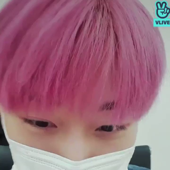 ◇ 210120 VLIVE  ◇  Wooyoung singing MMMH cute version  @ATEEZofficial #ATEEZ #에이티즈 #WOOYOUNG #JungWooyoung #정우영 #우영