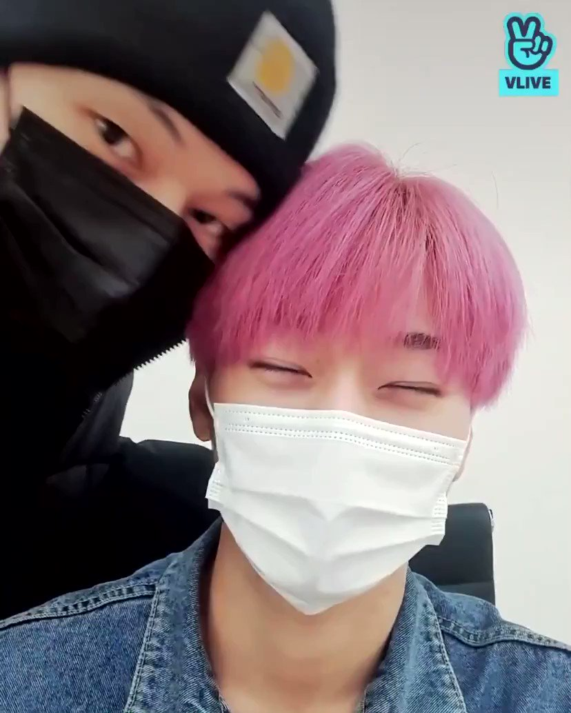 """◇ 210120 VLIVE  ◇  Wooyoung saying """"annyeong""""   @ATEEZofficial #ATEEZ #에이티즈 #WOOYOUNG #JungWooyoung #정우영 #우영"""