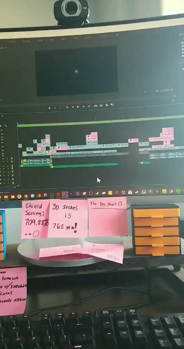 I feel really proud to have worked with my personal favorite #YouTubers in @RiverdudeCovers and @TheShuckmeister on the video I am working hard on editing.  It may not release this Friday, but I will release it on the next Friday after I have completed the editing process