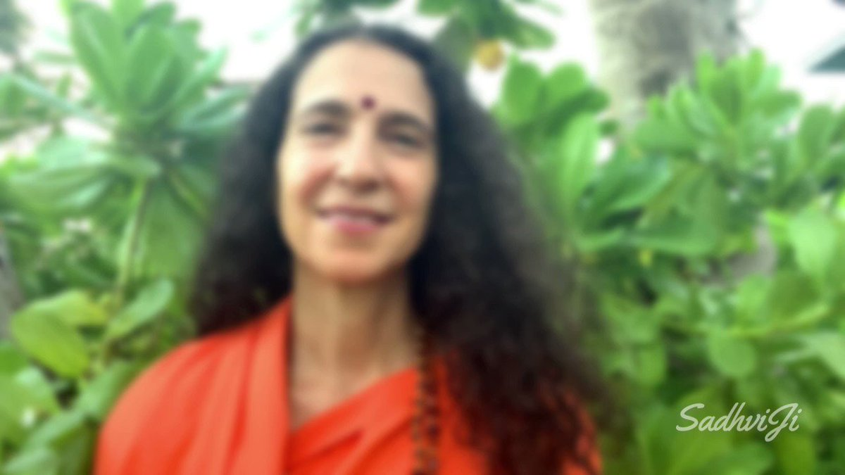 Our #WisdomWednesday newsletter features Sadhviji's  #MakarSankranti teaching which shares how we, on the day celebrating the northern hemisphere's shift from darkness to #light, have the opportunity to shift our own lives toward the light!  Full video: