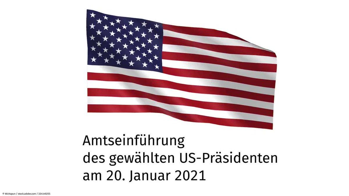 Zum #InaugurationDay einige Fakten zum deutsch-amerikanischen Verhältnis im Überblick. Und mehr dazu auf unserem Länderprofil: