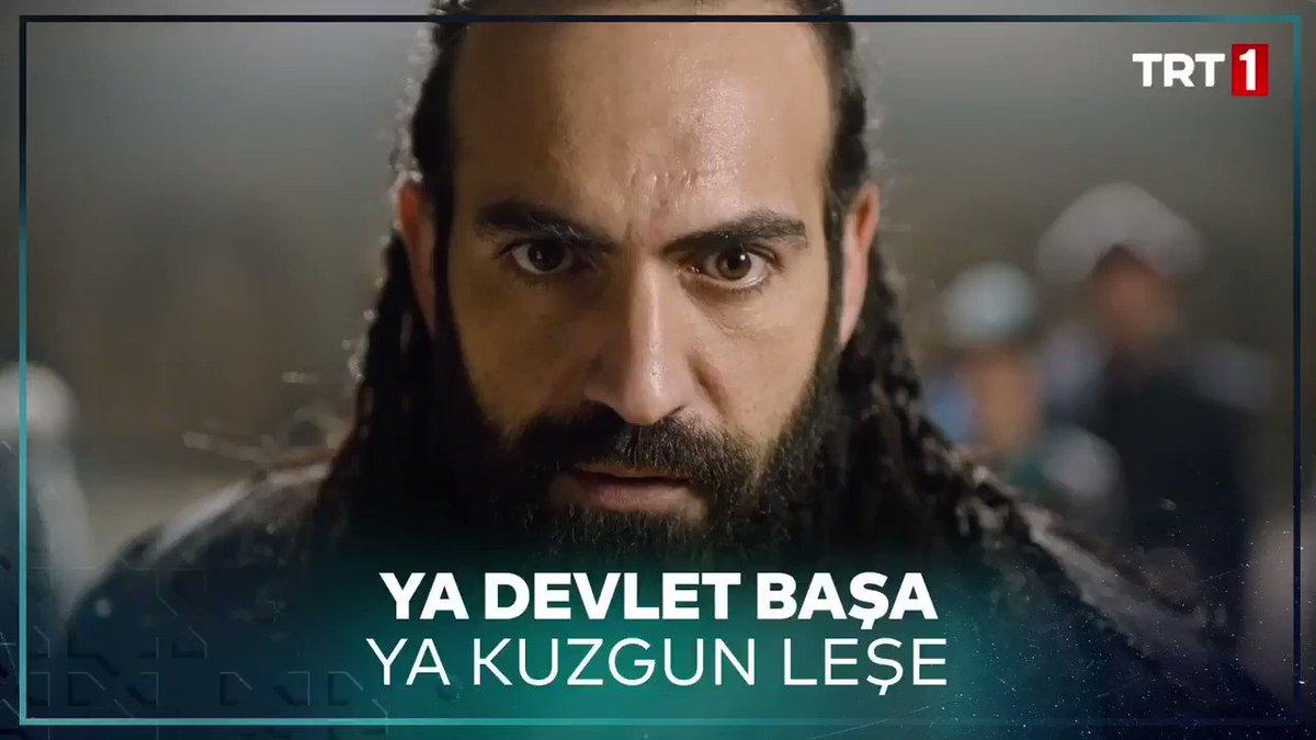 """""""Ahalim beni en önde elde pusat vuruşurken görecek!"""" #UyanışBüyükSelçuklu  @BugraGulsoy @sendil_hatice @sznakb @trt1"""