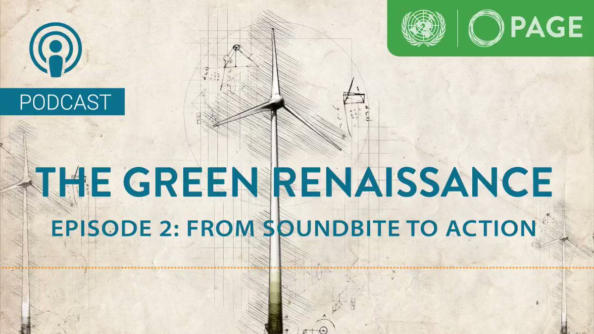 In 2020, we agreed on the need for a #GreenRecovery. In 2021, we must implement it in practice.  But how? In Ep. 2 of #TheGreenRenaissance, we ask @AsadNaqvi9, @gorissenn and Jenitha Badul that same question.  Trailer below, full episode out next week!  Subscribe, rate & share!🎧