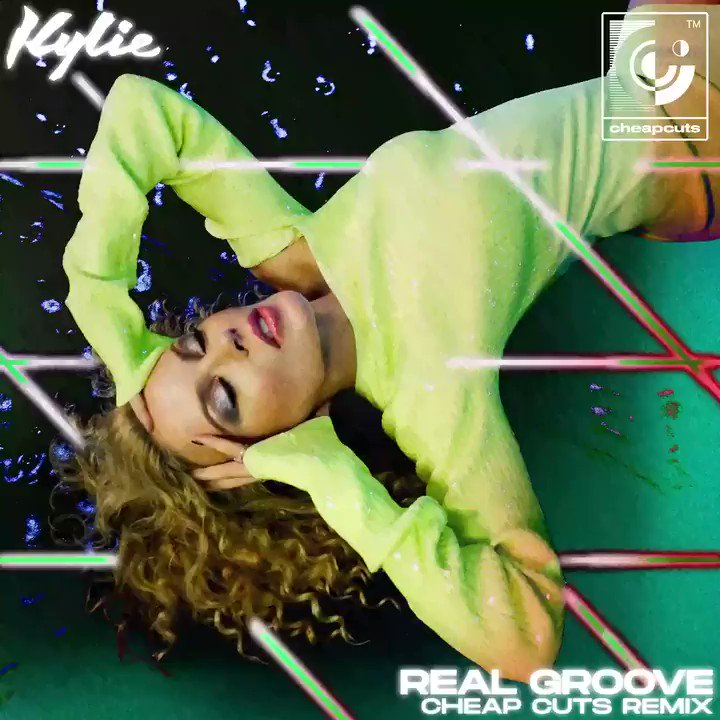⚡ @KylieMinogue released a remix EP for #RealGroove