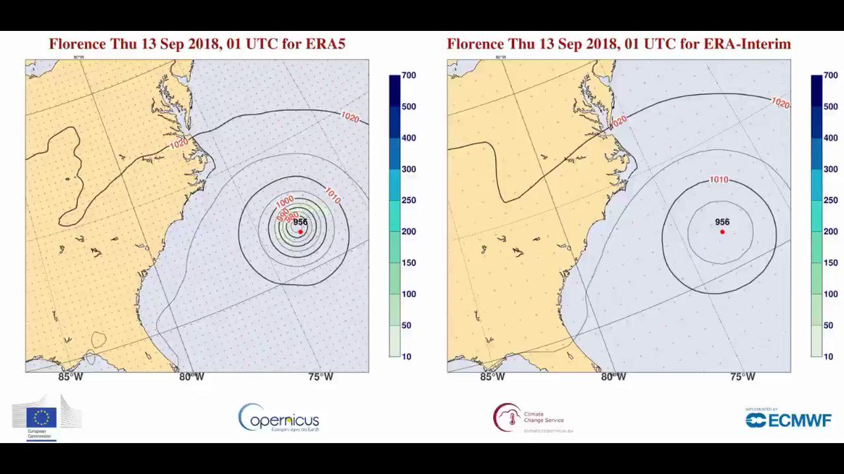 The #CopernicusAtmosphere Monitoring and #CopernicusClimate Change Services use reanalysis to create #MapsWithoutGaps, just one of the ways were constantly improving the datasets we offer. More on reanalysis, CAMS and #C3S➡️bit.ly/36b9VKl