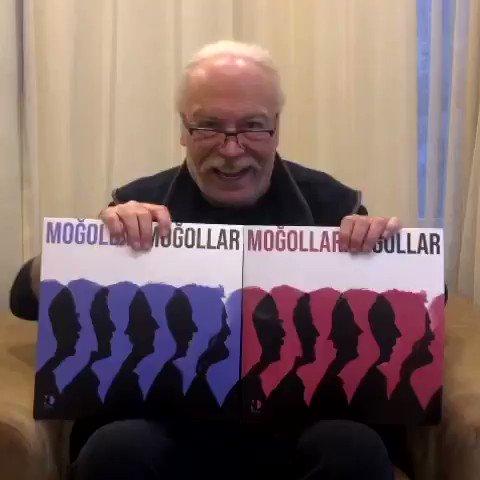 Plaklar nihayet geldi! #AnatolianSun #Moğollar