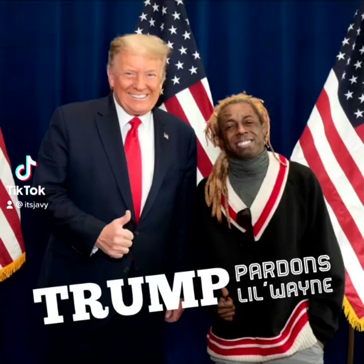 President #donaldtrump #pardons 237 people including #lilwayne and issues #commutation to #kodakblack #clemency #inauguration #joebiden