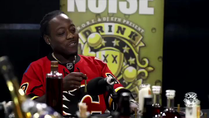 🔥 @AceHood talks about how @DJKhaled put the battery in his back prior to meeting #LAReid for the 1st time 💯 More of this story on @DrinkChamps this THURSDAY on @RevoltTV @Noreaga @DJEFN #AceHood #DrinkChamps