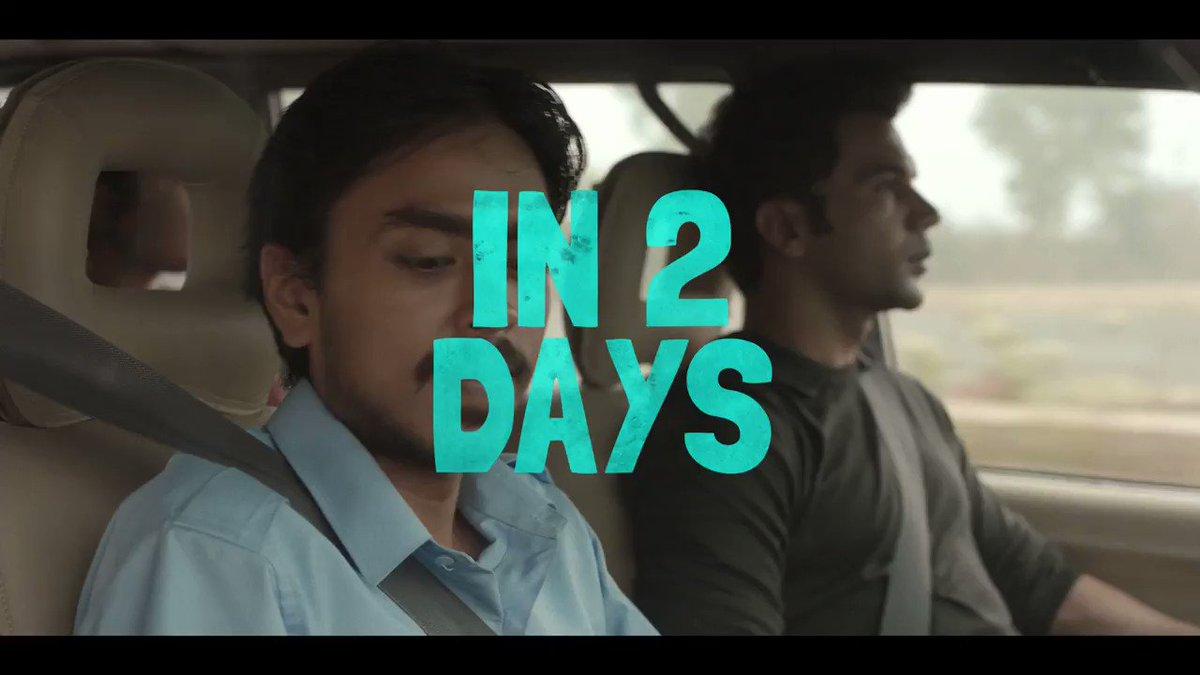 2 days to go!   #TheWhiteTiger  #RaminBahrani @_GouravAdarsh  @RajkummarRao  @netflix