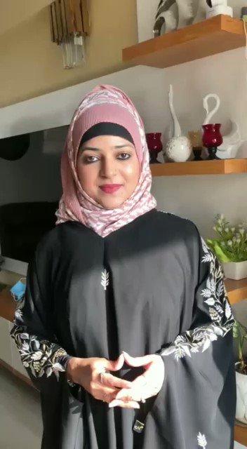 Replying to @abbas_nighat: ज़रूरी है ..  मेरी क़ौम में और हर क़ौम में महिलाओं को सशक्त बनाने के लिए यही ज़रूरी है।