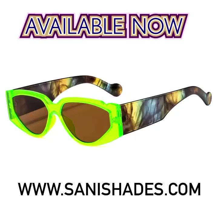 🚨Unisex NEW ARRIVAL🚨  Check out  for more💕  #sanibabe💕 #sunglasses #shades #explore #eyewear #eyewearfashion #unisex #retro #cheap #fyp #worldwide #justreleased #newarrivals #fashion #toxic