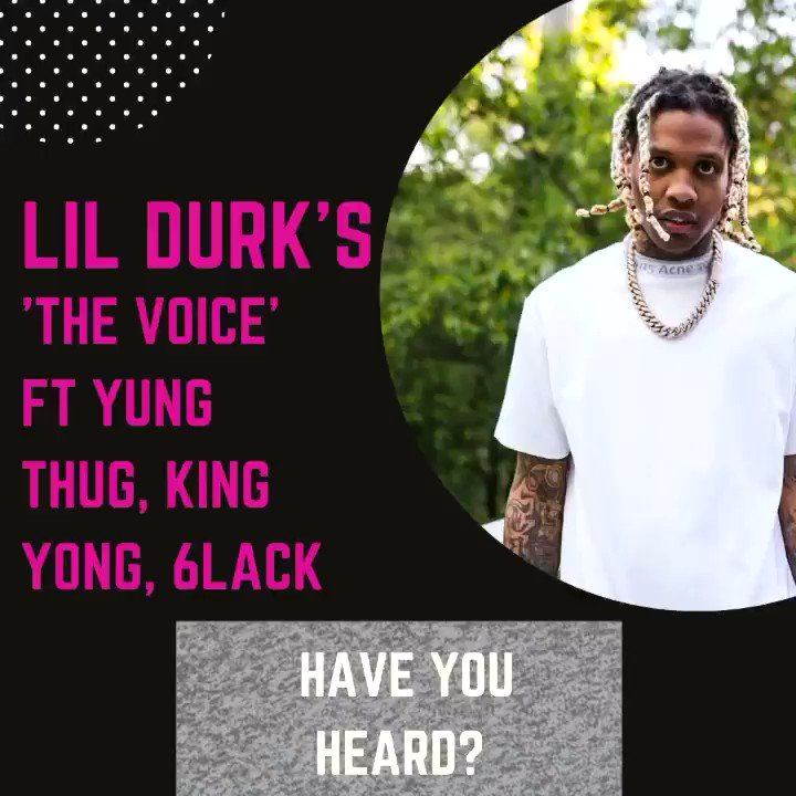 What do you think of Lil Durk's new album?  •  • • #LilDurk #Newmusic #Newrap #Accident #F4F #Like4Like #Call411Pain #CarAccident #Newmusic #Atlanta #Miami #Georgia #Florida