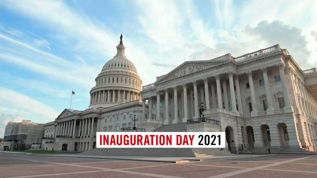 """""""Kids are a small percentage of the population, but they are 100% of the future.""""  In honor of #InaugurationDay, our youth activists shared what the Biden-Harris administration can do to create a brighter future for kids across America and around the world."""