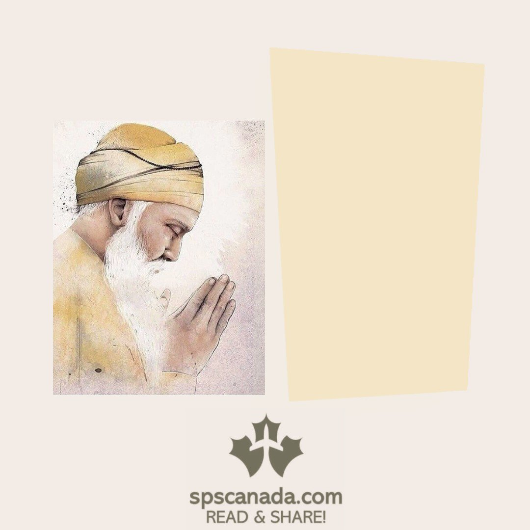 May the teachings of Guru Gobind inspire you to take the right steps and lead you to find eternal happiness and peace 😇  Wishing you Happy Gurpurab from the SPS Canada team to all who are celebrating!  #HappyGurpurab #GuruGobindJayanti #GuruGobind #Gurpurab #Auspiciousday