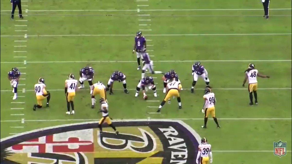 Double WHOOP  #RavensFlock #NFL