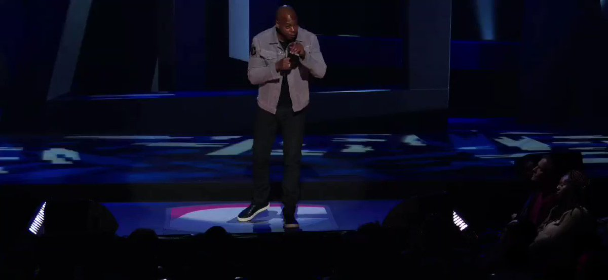 RT @Tigu__El: Prophet Dave Chappelle Ladies and Gentlemen https://t.co/L5Q9YGrU2w