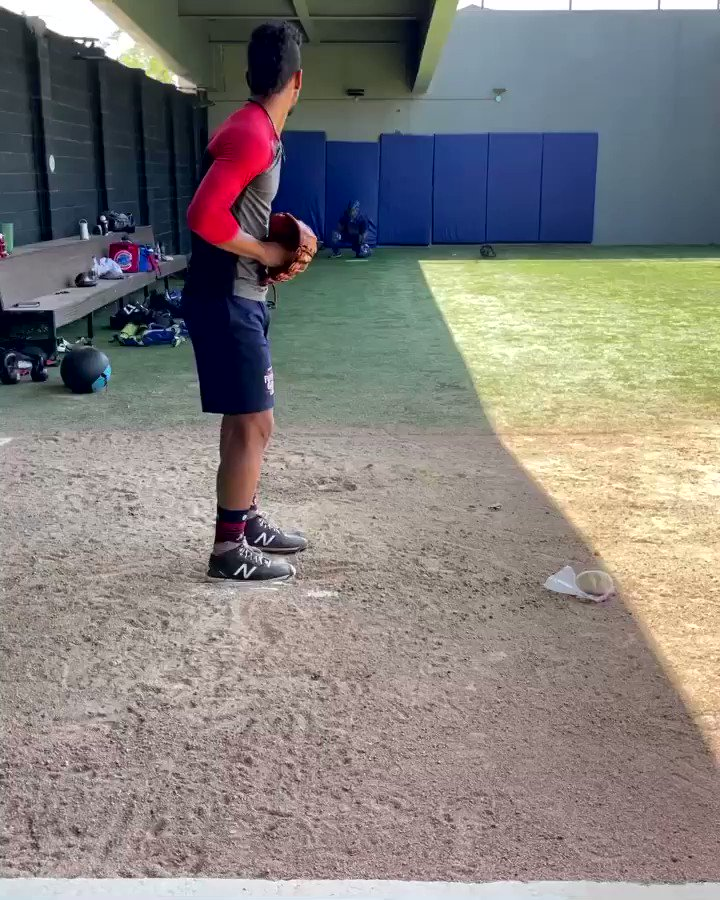 Replying to @ElElectrico62: First bullpen 🔥  Focus in my goals 👀⚾️ 2021🔥@RaysBaseball @raysbeisbol