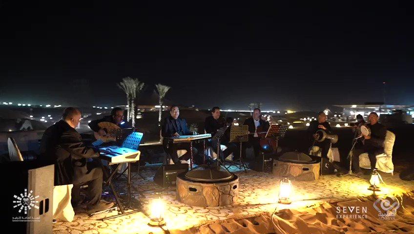Replying to @GEA_SA: تجربة استثنائية ومميزة بتعيشها في #اوايسس_الرياض ❤️🇸🇦   للتفاصيل والحجز :