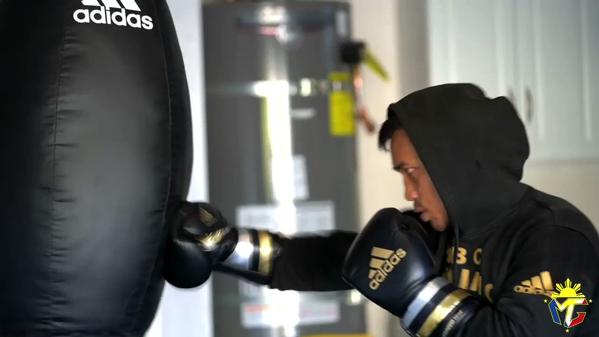 Opportunities will come and I'll be ready!  #ReadyForSport #AdidasBoxing #GoldenBoyBoxing  #HomeTeam #HereToCreate #Boxing #MercitoGesta #BoxingTraining    @GoldenBoyBoxing @WildCardBoxing1 @cs_adidas @adidas @mrboxingguru @chrisdessalles @DAZNBoxing   🎥: @NeilMacasadia