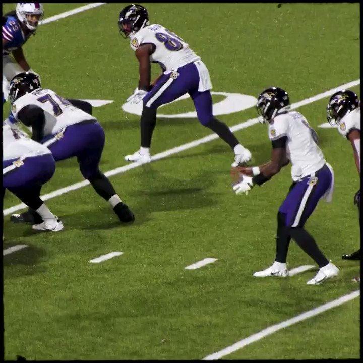 101 yards the other way. @Taronj11 had Buffalo rocking. (by @WilsonFootball)