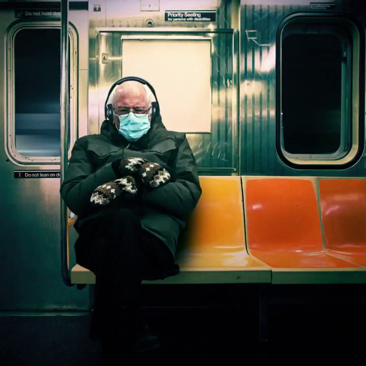 We're once again asking you to wear a mask on the train or bus. https://t.co/EjNQvQwY3B