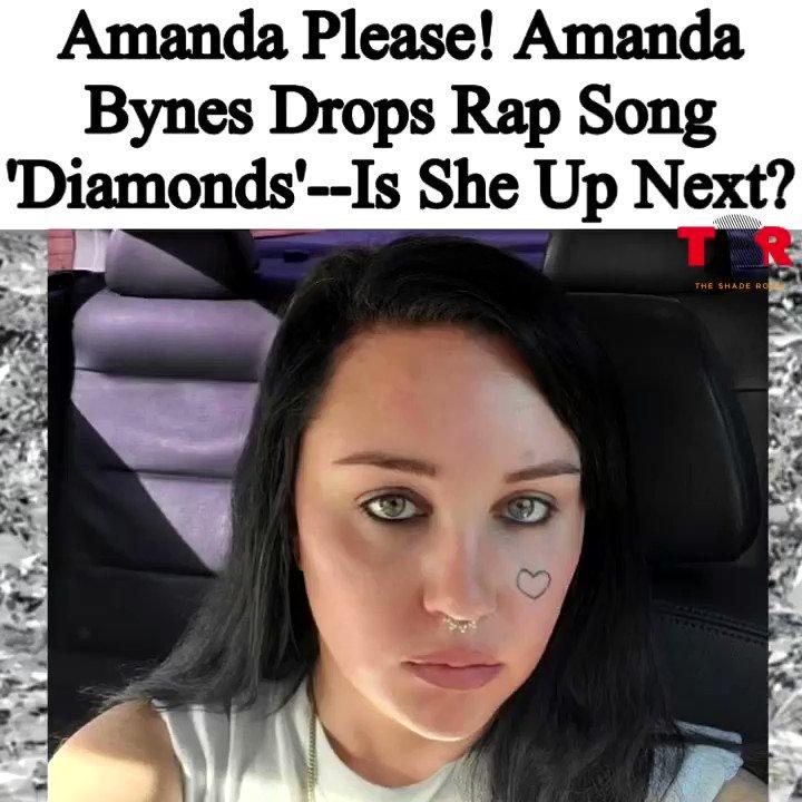 RT @TheShadeRoom: Amanda Bynes coming for the rap gworls! https://t.co/skO1v2xBHI