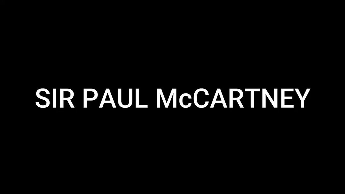 You'll no believe this - @PaulMcCartney stole our song!  It's a compliment I suppose, but come on Macca, play the game...  #Macca #McCartneyIII  #MaccaStoleOurSong