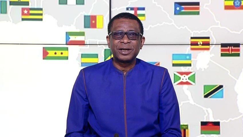 Youssou Ndour félicite #JoeBiden #USAElections2020