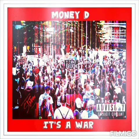 """Check out Money D New Single """"IT'S A WAR """" OUT NOW ON SPOTIFY. ADD IT TO YOUR PLAYLIST TODAY  CLICK THE LINK ⬆️⬆️⬆️⬆️⬆️⬆️ #blog #NewMusic #NewMusicWednesday #Spotify #SpotifyPremium #SpotifyCharts #Spotify独占配信 #spotifyまとめ #rap #hiphop #music"""