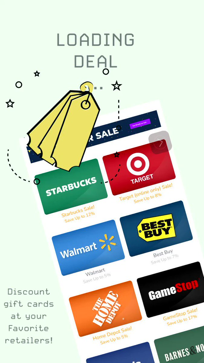 Great deals on  today for Target 🛍🛒 #starbucksdeals, and other retailers 👈 . . . . . . #blogger #instadaily #bestoftheday #nofilter #webdesignerlife #giftcardsfordays #giftcards #giftcardsavailable #giftcardspecials #resellercommunity #resellersquad ...