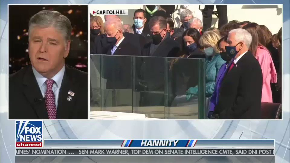 Hannity announces that his Big Guest tomorrow is Hunter Biden's laptop repairman