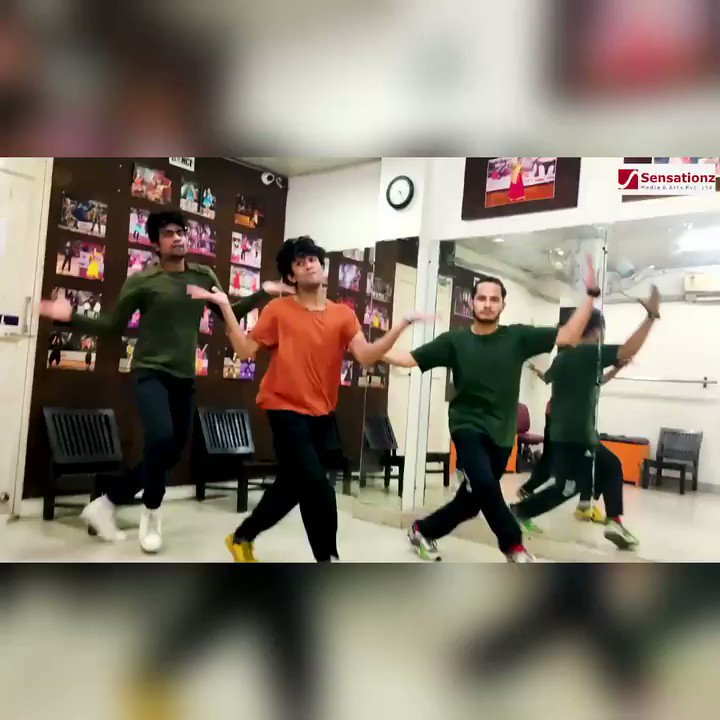 """Dance cover on """"Disco rap"""" of Divine is out. Please Go & Check the full dance on youtube.  We hope you enjoy this choreography #Dance  #Dancer  #hiphop  #Dancing  #Instagram  #instagood #fun  #Divine  #Rap  #rapper  #Sensationz #YouTuber #Share"""