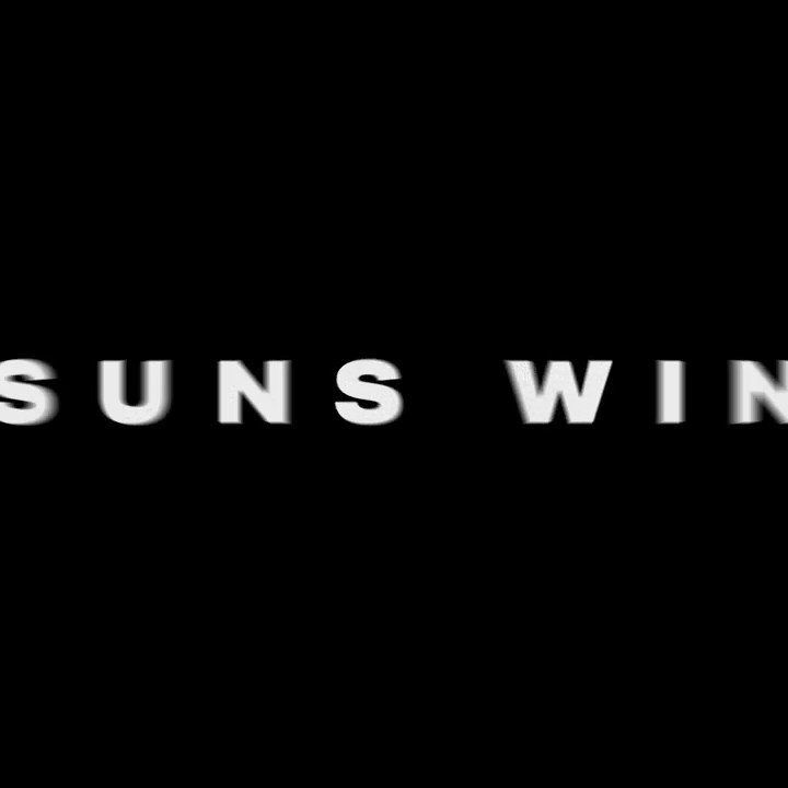 SUNS WIN so YOU WIN with ALL THE LUV WINGS!  Score your 3️⃣ FREE WINGS with the purchase of a medium fry on the Suns App. (https://t.co/NPb98rBxUp)  Redeemable at any @ATLWingsAZ location in Arizona.  (Offer valid 24 hours after a Suns Win, limit one per person) https://t.co/z9hH7QtjMo