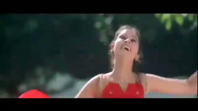 "Day 1:- Fav actress Song - Ennaku Actress nu Paper eluthunaleh pudikum, so ellarumeh favorite than..  Solo Heroine songs nu Patha intha song All time favourite.. Baradwaj Isai-il, Reshmi kuralil, Vairamuthu varigalil, Amogha Oda chutti thanthil intha ""UNNAI NINAIKAVEH""song 😍👌♥️"