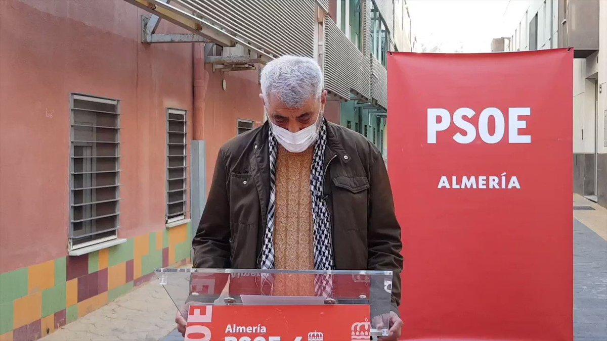 🏠 El PP ha fracasado en su política de vivienda. Le exigimos criterios sociales para evitar el desahucio de inquilinos de #Almería XXI.  Además, sigue sin aprobarse el protocolo antidesahucios que propusimos hace un año.  🎥 @Euvilla57 @FatimaH90714486