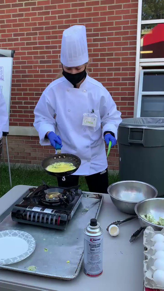 A #chef must think like a #scientist, organize like an #accountant plate like an #artist and #cook like your grandmother - #Culinary Arts #CTE program @WindoverHigh