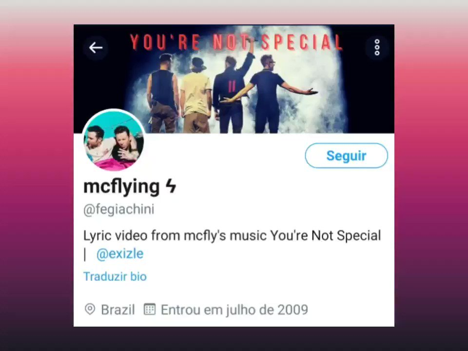 """if your mom says """"you're special"""", @mcflymusic is here to disagree. We're all the same in the dark and here is our lyric of this wonderful song!  @itsDannyJones - @DougiePoynter - @mcflyharry - @TomFletcher"""