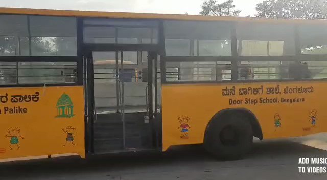 A total of 10 buses purchased by BBMP at the cost of Rs 4 lakh each from BMTC will be used to educate underprivileged children. The BBMP would be conducting the bridge courses to attract children into mainstream schools. @BBMPCOMM @BMTC_BENGALURU