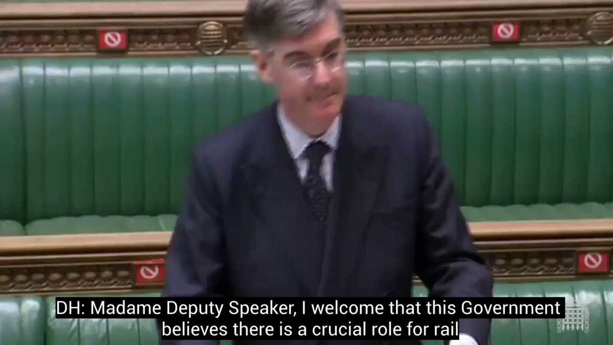 👋Broxtowe's @DarrenG_Henry once again flying the flag for the East Midlands in Parliament  ❓Asking what the econ. impact would be for the region if the Eastern Leg was not delivered in full  📈He's right, HS2 is essential to our economic recovery and Building Back Better