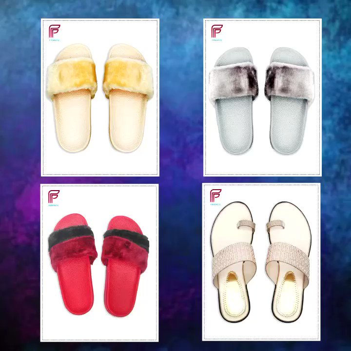 SO,THIS IS HALF OF OUR VARITY PRODUCTS ... -JUST DNT FORGET TO OPEN A VIRTUAL SHOP NOW AND GET FULL COLLECTION. . . .  #freeco #freecoslippers #freecoindia #dailypost #instagram #instagramphotography #slipper #slippers #fashion #sandals #s #furslippers #furslides #furslippers