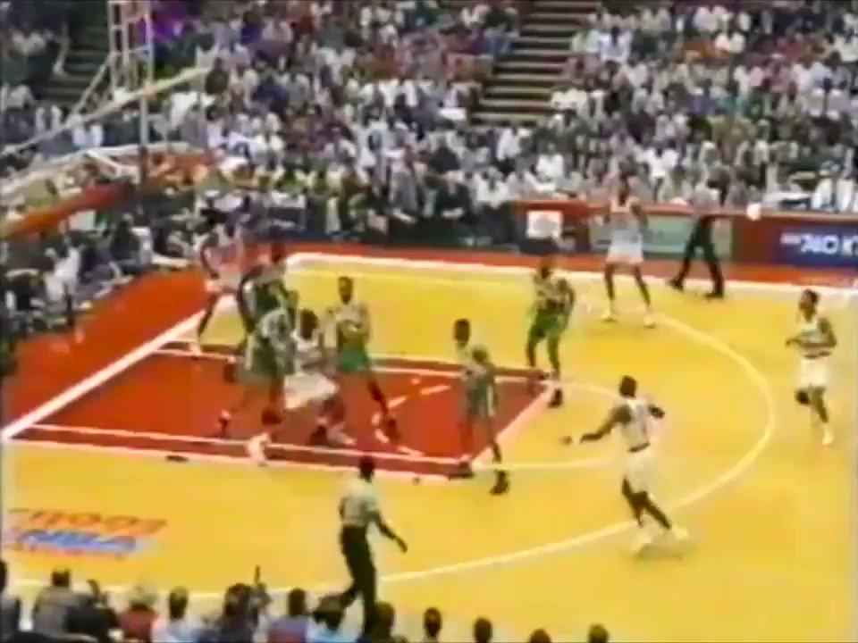 Happy 58th Birthday, Hakeem Olajuwon!  📼 1993 NBA Playoffs Rockets vs. Sonics, Game 3